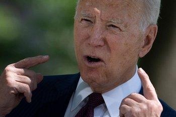 Joe Biden, presidente estadounidense
