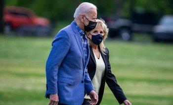 Biden pretende un Día de la Independencia con el 70% de la población vacunada