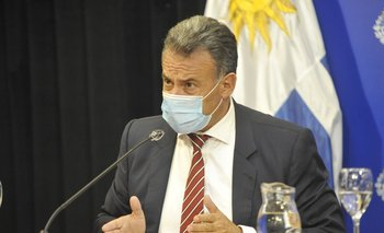 Salinas anunció novedades en el marco del plan de vacunación