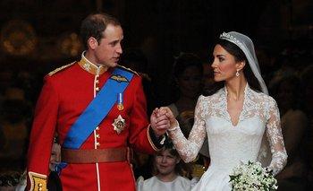 Los duques de Cambridge celebran diez años de casados