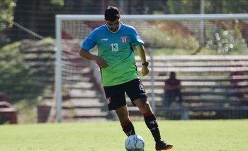 Gonzalo Castro con River Plate