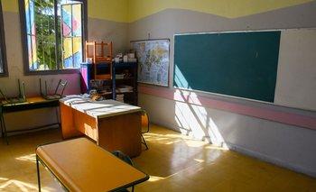 Escuela N°63 en Malvín Norte