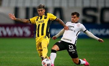 Facundo Torres es esperado por Larriera para el juego ante River de Paraguay