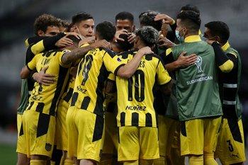 El grupo de Peñarol quiere seguir celebrando