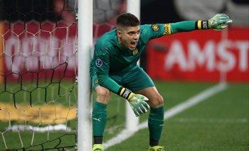 Kevin Dawson tuvo una destacada actuación el pasado jueves ante Corinthians