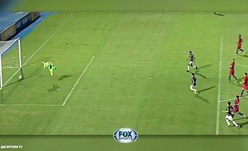 El gol fantasma que le cobraron a Cerro Porteño