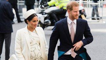 El bebé de Meghan Markle y Harry es octavo bisnieto de la reina Isabel II y el séptimo en la línea de sucesión al trono de Reino Unido