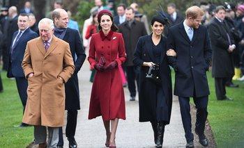Un miembro de la familia real está en cuarentena