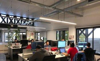 Oficina de Technisys en Uruguay
