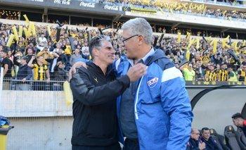 Diego López y Álvaro Gutiérrez, mantienen sus respectivos invictos en clásicos