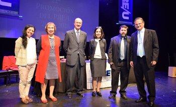 María del Huerto Prato, Rosario Griego, Nicolás Etcheverry, Alicia Correa, Americo Gaudio, Pedrp Presno