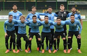 El once de Uruguay que enfrenta a Senegal en la previa del Mundial de Polonia