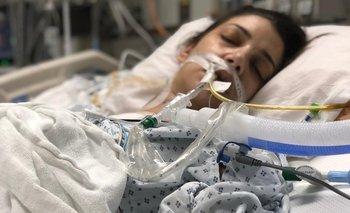 Alin Gragossian recibió un trasplante de corazón en enero de 2019, después de entrar en un coma inducido por motivos médicos