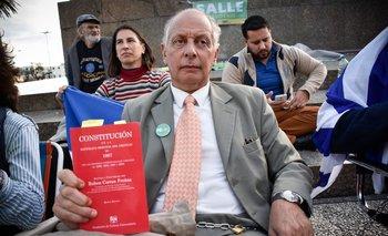 Un tuit antisemita de Gustavo Salle despertó varias críticas