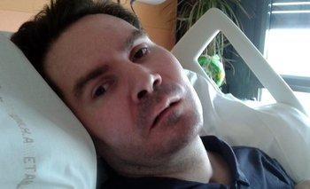 Vincent Lambert ha estado en estado vegetativo desde 2008.