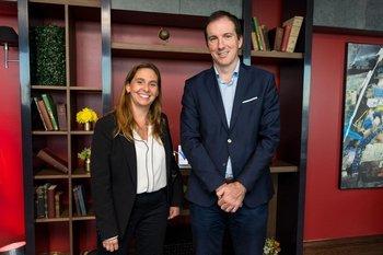 Patricia Preso y Damian Dalmaso