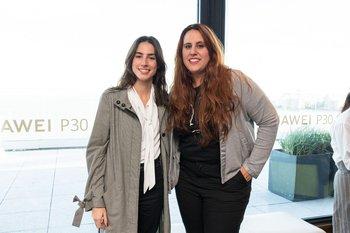 Ailini Introcaso y Luciana Magnoni