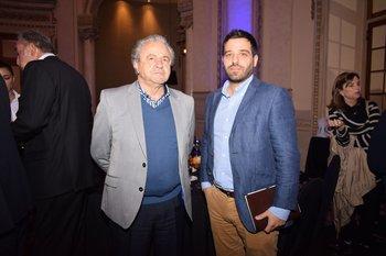 Federico Masini y Nicolás Galati