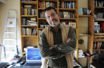 Fernando Butazzoni, en 2013