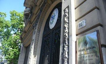 Juan Ceretta, del consultorio jurídico de la Udelar, es el abogado que asesora a las familias demandantes