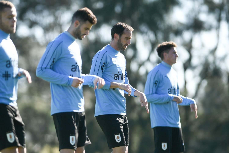 Sin sorpresas: Uruguay entrega nómina final para Copa América