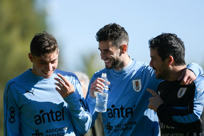 Con Suárez, Uruguay anunció los 23 convocados para la Copa América
