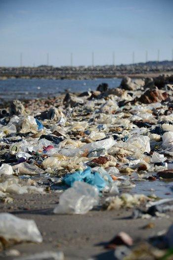 De acuerdo a los datos de la ONU, se consumen 5 billones de bolsas de plástico en el mundo al año.