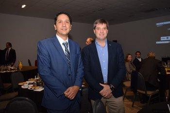 José Imaz y German Perez