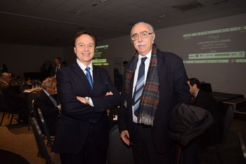 Pablo Genta y Jorge Echevarria