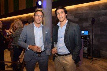 Darvry Amaro e Ismael Pignatta
