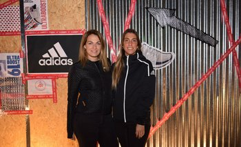 Victoria Mastroiani y Sofia Invernizzi