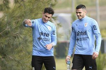 Josema Giménez y Maxi Gómez