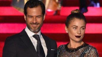 Emiliano Salinas y su esposa, la actriz Ludwika Paleta, son dos figuras públicas muy conocidas en México.