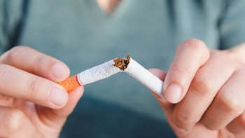 Solo unos minutos después de dejar de fumar el cuerpo ya nota la diferencia.