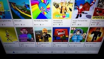 Roblox es una plataforma donde los jugadores pueden elegir su avatar y crear sus propios juegos.