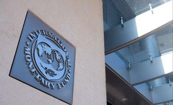 El FMI presentó este martes un informe con nuevas proyecciones.