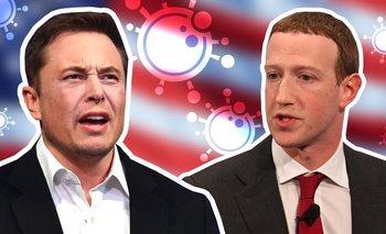 Elon Musk y Mark Zuckerberg tienen opiniones opuestas de cara a las medidas adoptadas para hacerle frente a la pandemia del coronavirus.