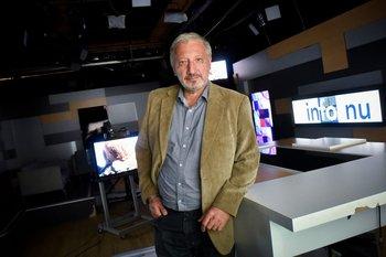 Seis trabajadores tienen coronavirus en canal 5, entre ellos, Gerardo Sotelo, director del Secan