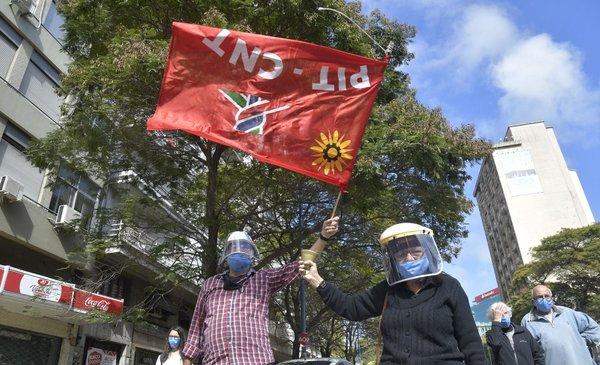 """PIT-CNT definió """"enorme movilización"""" y paro parcial para el 4 de junio – Noticias  Uruguay"""