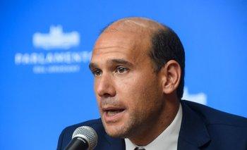El diputado Martín Lema impulsó el programa durante su período al frente de Diputados