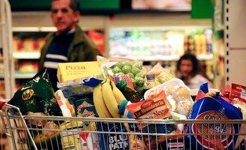Supermercado en Uruguay. (Foto archivo)