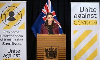 Nueva Zelanda sigue una política sanitaria estricta ante nuevos casos de covid