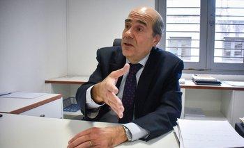 Pablo Abdala, presidente del INAU