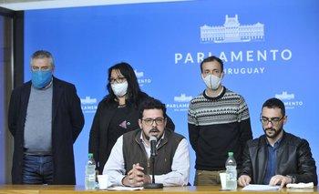 Legisladores del FA piden la renuncia de Cardoso