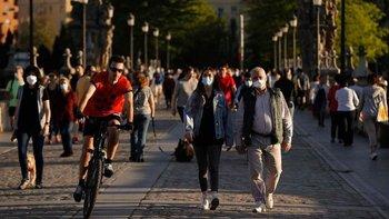 Los infectados asintomáticos son clave para entender la propagación de la pandemia