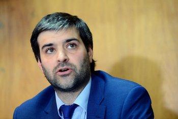 """El asesor presidencial Nicolás Martinelli está a la cabeza de la implementación del """"pase responsable"""""""