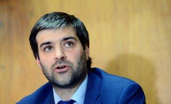 El exdirector de Secretaría del Mides, Nicolás Martinelli