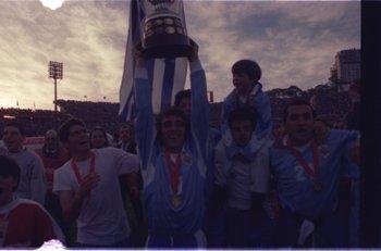 Diego López, Sergio Martínez, José Herrera y Diego Dorta