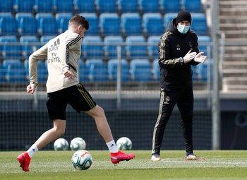 Valverde y Zidane