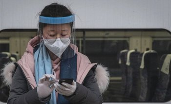 Casi todos los casos recientes en Wuhan habían sido clasificados anteriormente como asintomáticos